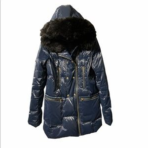 Juicy Couture Down Filled Puffer Jacket